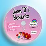 CD Juan D y Beatriz Misión Recuperemos la Magia